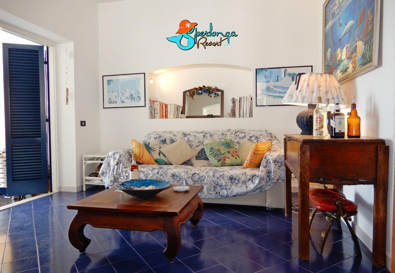 Ferienwohnung in Sperlonga - Casa Lilia Sperlongaresort